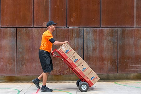 Mover Labor Services
