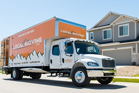 Residential Movers Denver