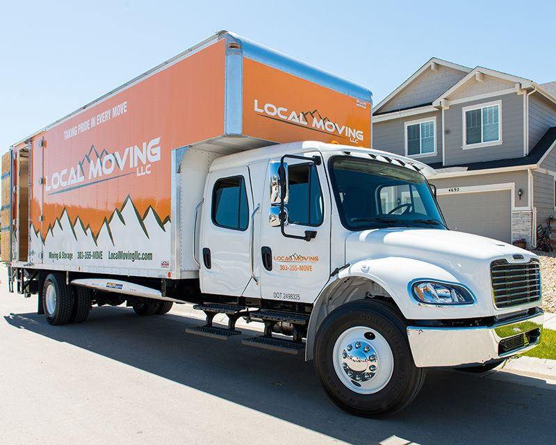Boulder Movers in CO