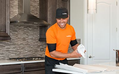 Wrapping Furniture Packing Service Denver