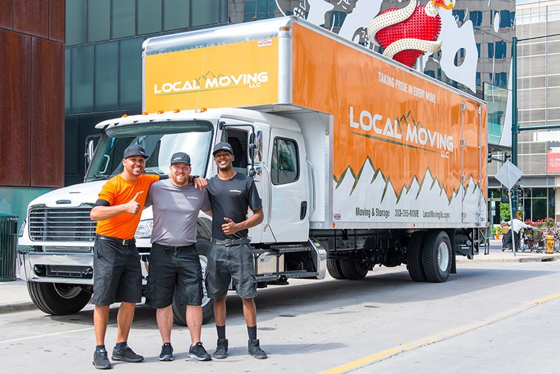 Movers in Dillon CO