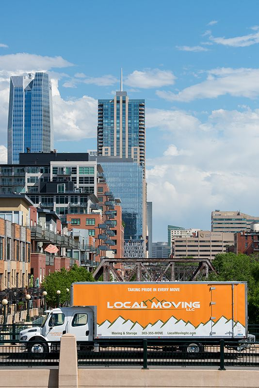 Flat Rate Moving Company in Denver CO
