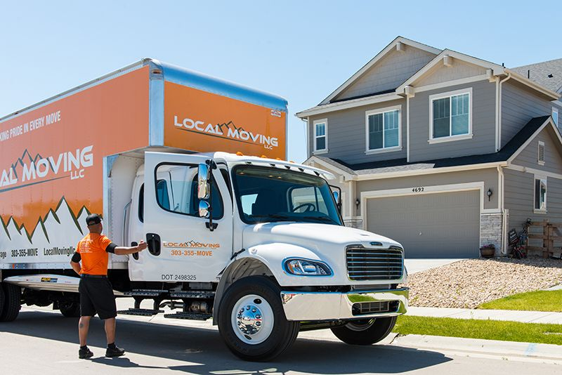 Moving Companies Aurora Packing Service And Storage Units